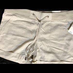NWT...Ricki's Beige Shorts